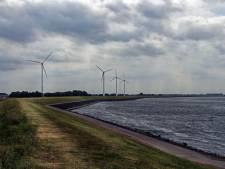 Windmolens Dinteloord nog geen gelopen race