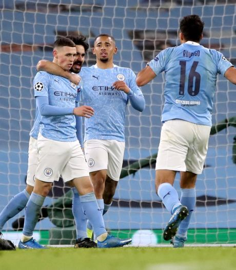 Man City arrache la victoire face à Dortmund