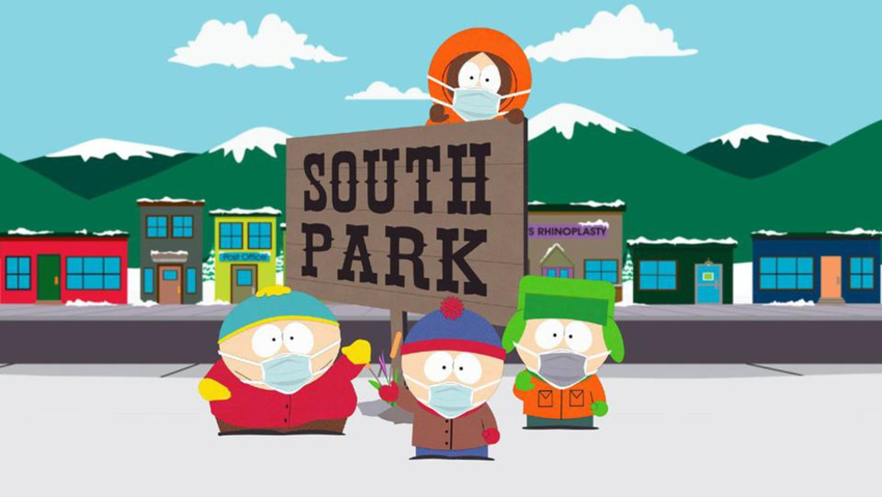 south park Beeld comedy central