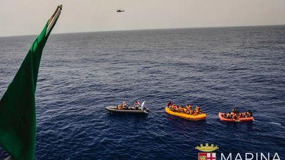"""Waarom 700 dode vluchtelingen op zee """"het nieuwe normaal"""" zijn"""