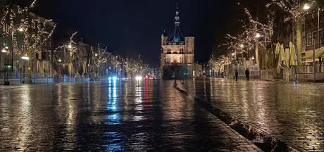 Deventer zet zich schrap, maar gevreesde rellen blijven uit