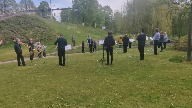 Harmonie uit Houtem speelt samen met 125 muziekverenigingen op afsluiting Troostende Tiendaagse in heel Vlaanderen