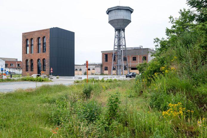 Op de site van voormalige papierfabriek De Naeyer werd een PFOS vervuiling vastgesteld