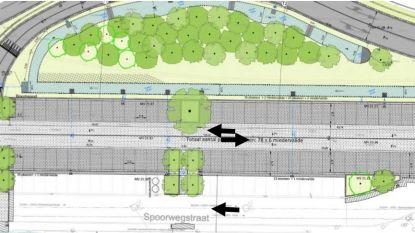 """82 extra parkeerplaatsen aan Spoorwegstraat tegen eind 2020: """"Makkelijk alternatief voor parkings in centrum"""""""