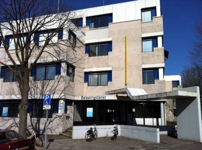 Het kantoor van de Belastingdienst in Oss.