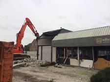 Oude winkel Ad Bouw maakt plaats voor Aldi Uden