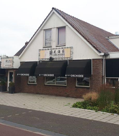 Chinees restaurant De Orchidee in Losser per 1 augustus gesloten; nieuwe eigenaar voor horecapand