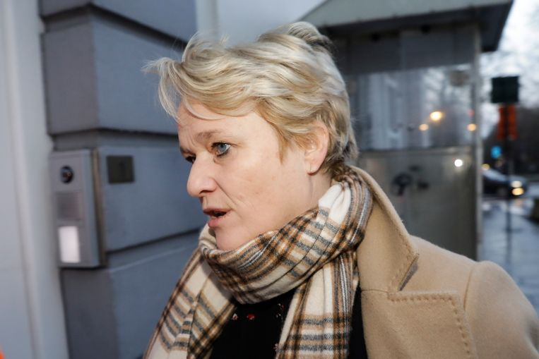 Nathalie Muylle. Beeld BELGA