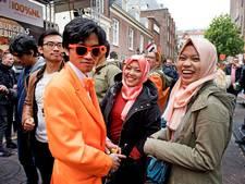 Toeristen besteden meer geld in Nederland