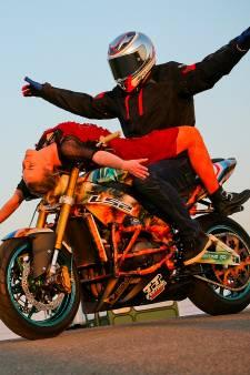 Jumpin' Jack was aimabele jongen, maar beest op de motor