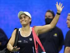 Nummer 1 van de wereld Barty uitgeschakeld op US Open: 'Deze nederlaag is niet erg'