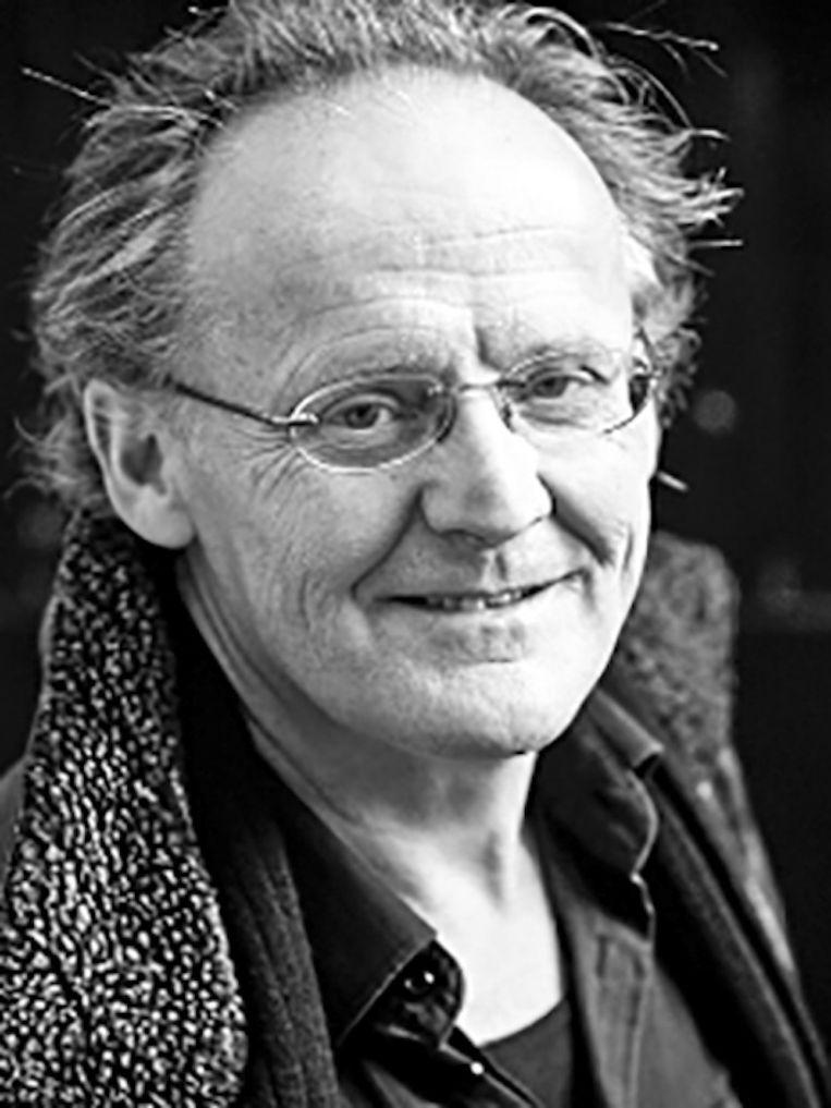 Frank van Vree (1954), decaan van de faculteit der geesteswetenschappen aan de UvA. Voorheen was hij hoogleraar journalistiek en cultuur. Beeld Eigen foto