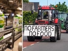 Boze boeren dreigen met actie als bank en industrie doorgaan met huizenplan
