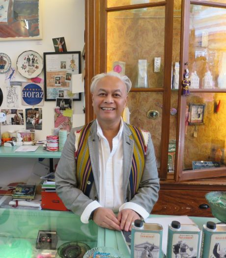 Miniwarenhuis voor mannen in Hofkwartier sluit deuren