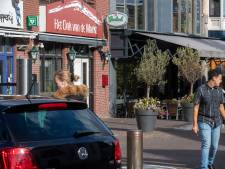 Nog geen aanhoudingen voor bedreigingen café Dak van de Markt in Veenendaal, tipgeld blijft staan