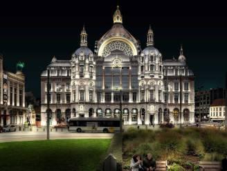 Veelbelovend: eerste beelden tonen hoe 'Antwerp by night' anno 2022 eruit zal zien