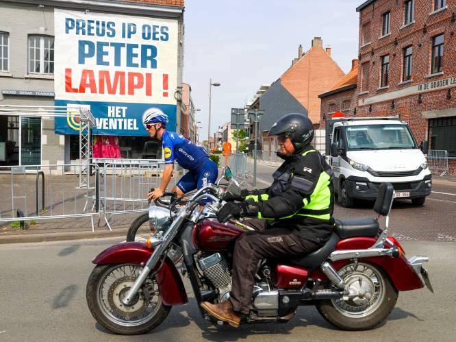 """Lampaert rijdt BK tijdrijden in zijn achtertuin: """"Remco het zo lastig mogelijk maken"""""""