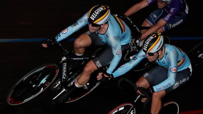 """Noah Vandenbranden bevestigt meteen  tijdens de International Belgian Track Meeting: """"Blij dat ik weer koers"""""""
