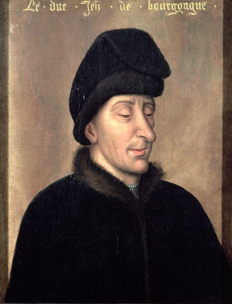 Jan Zonder Vrees (1371-1419). Beeld www.bridgemanimages.com