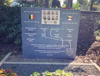"""Gedenksteen voor gedeporteerden beklad met hakenkruis: """"Ofwel ben je oerdom, ofwel ben je laf"""""""