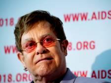 Elton John treft schikking over afluisteren