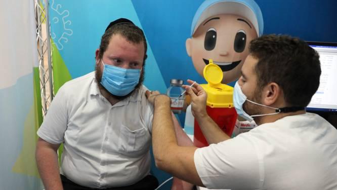 En Israël, la 3e dose permet d'atténuer la 4e vague de Covid