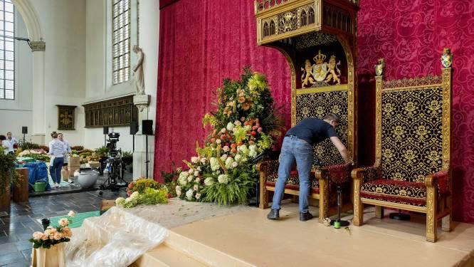 Misschien kan de koning alvast waarschuwen tegen carnaval: tijdens die dagen kan er veel misgaan