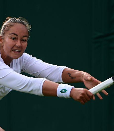 Pattinama-Kerkhove bereikt door winst op top 100-speelster hoofdschema WTA-toernooi