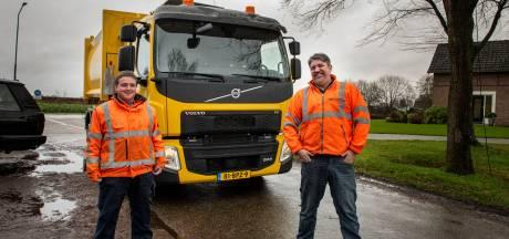 Erik Klootwijk, koning van de enige zelfladende vuilniswagen in West-Brabant