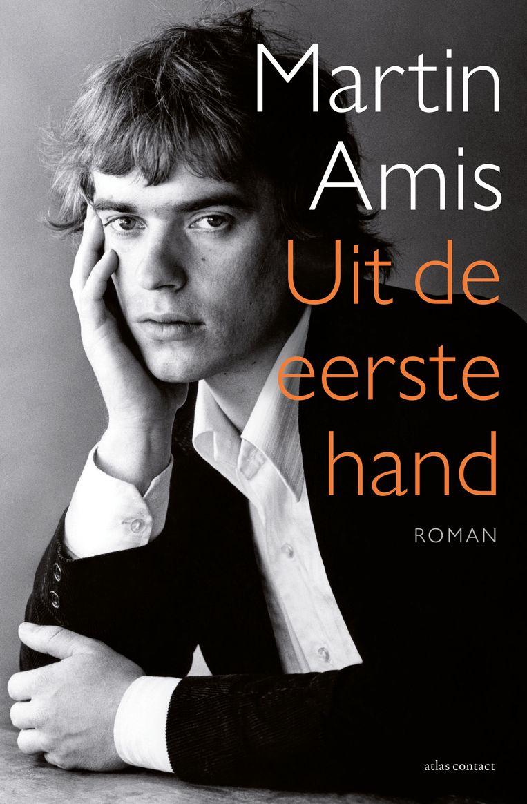 Martin Amis, 'Uit de eerste hand', Atlas Contact Beeld Humo