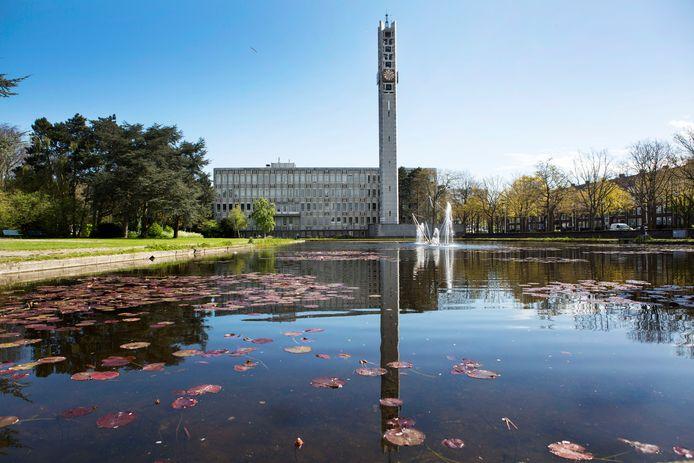 Het oude stadhuis van Rijswijk dat nu voor miljoenen wordt verbouwd om weer stadhuis te worden.