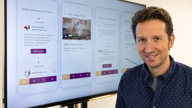 Promotie Thomas Timmers: app spreekt soms duidelijker taal dan specialist