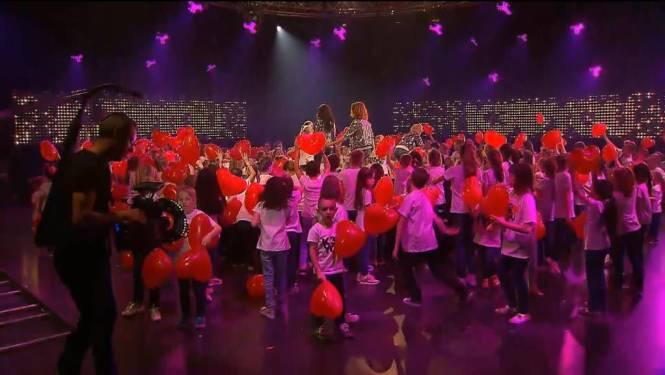 'K3 Loves You': 300 kinderen in nieuwe clip