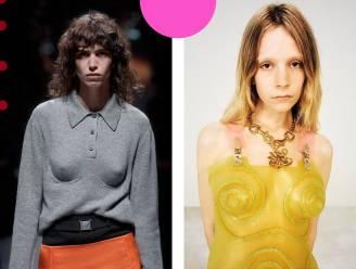 """Waarom zijn modedesigners zo geobsedeerd door borsten? Moderedacteur David Devriendt: """"Een blote tiet tonen was lange tijd een rebelse daad"""""""