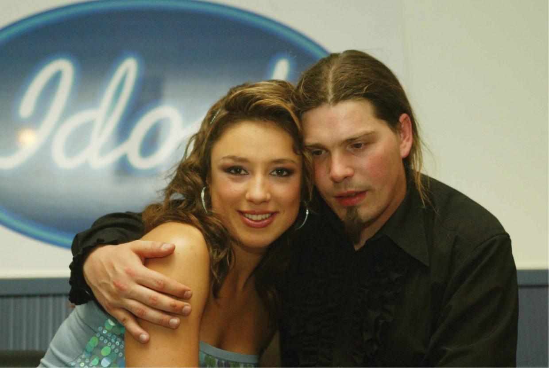 Natalia Druyts en Peter Evrard. Beeld