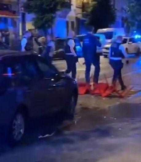 Nuit de tensions à Cureghem: la police cible de jets de pierres et de bouteilles