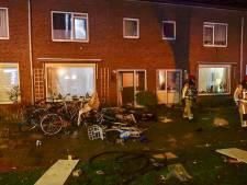Explosie in huis in Eindhoven, oorzaak vermoedelijk vuurwerk