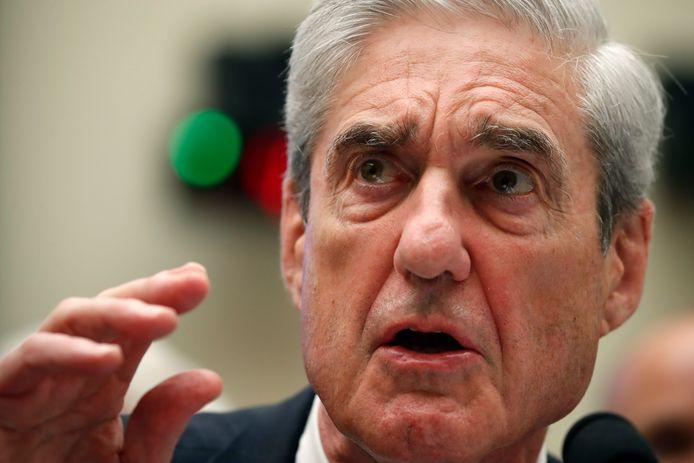 Speciaal aanklager Robert Mueller.