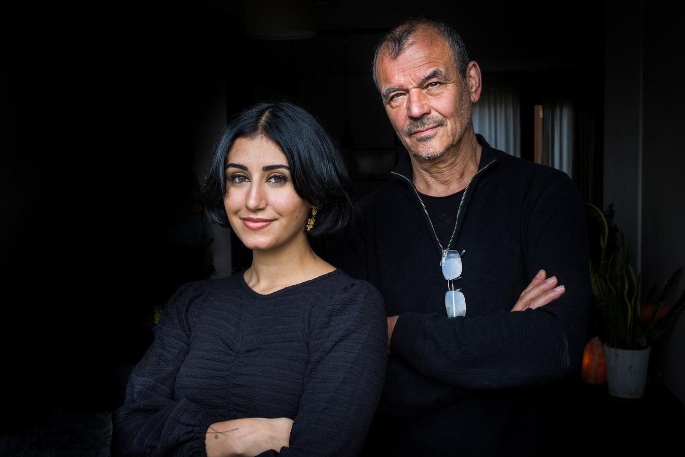 Naaz Mohammad en Ernst Jansz werden beiden depressief door de onverwerkte oorlogstrauma's van hun ouders.