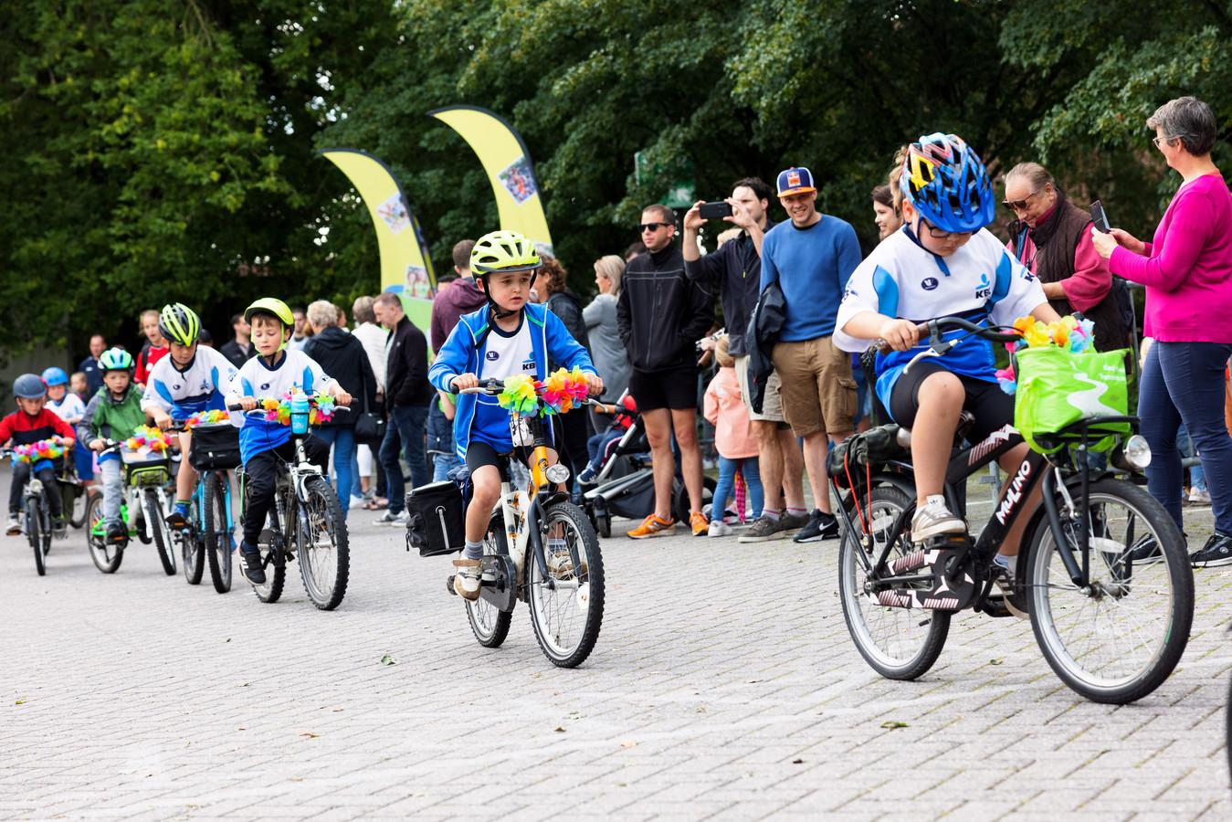 De Wielerzesdaagse van Baarle-Nassau-Hertog beleefde zaterdag de slotdag.