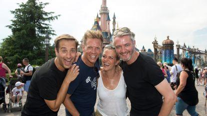 Karen Damen en James Cooke maken kinderdromen waar in Disneyland Paris