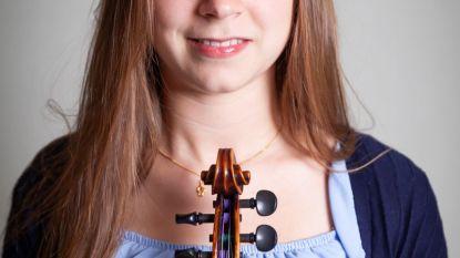 Violiste Sarah Bayens (18) wint 'Young Belgian Talent'