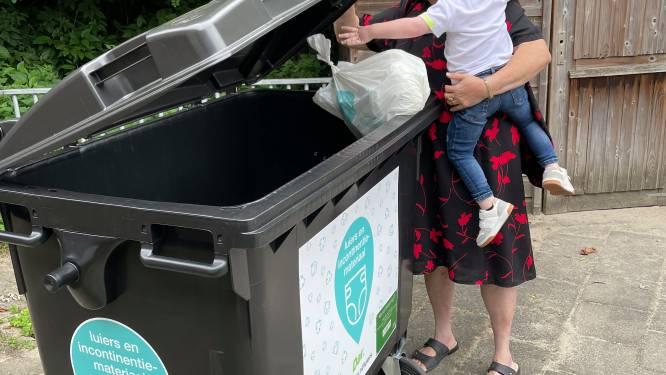 Ouders kunnen vieze luiers gratis inleveren in Nijmegen om afvalstroom in te dammen