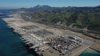 Willemen toont met timelapse spectaculaire bouw containerterminal in Tanger