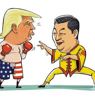 VS en China op ramkoers: hoe eindigt deze krachtmeting?