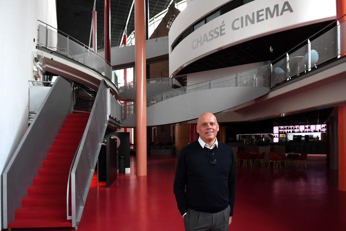 Chassédirecteur Ruud van Meijel.