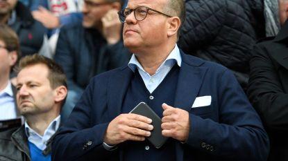 """Onze chef voetbal over de CL-loting: """"In 7 vette jaren hebben Verhaeghe en Mannaert Club op de Belgische kaart gezet, nu nog de Europese"""""""