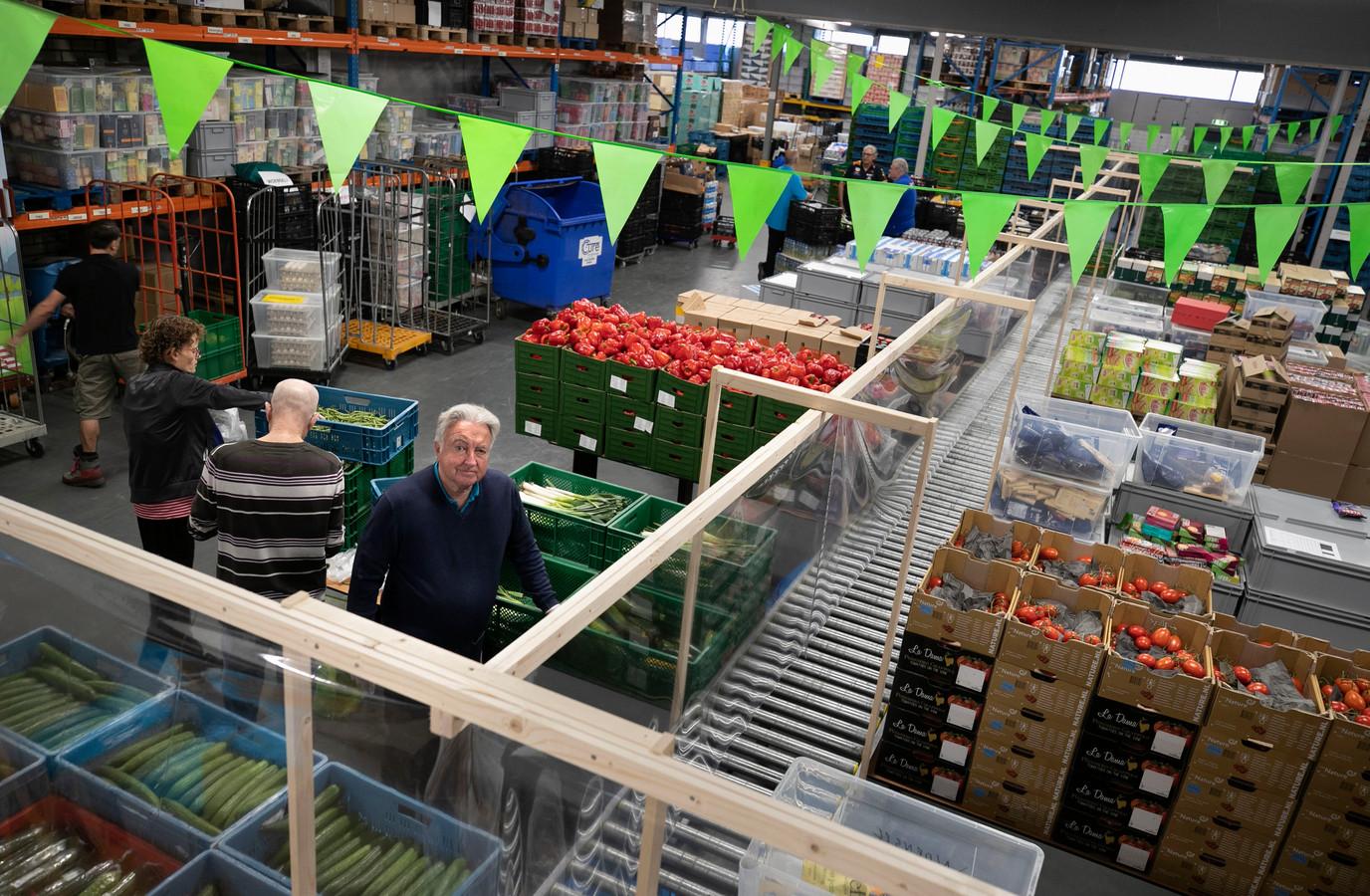 Bij de voedselbank in Eindhoven komen veel mensen met schulden. Foto ter illustratie.