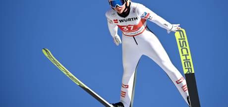 Geen WK-medaille 'Apeldoornse' Sara Marita Kramer op kleine schans: wel ver, uitvoering niet goed genoeg