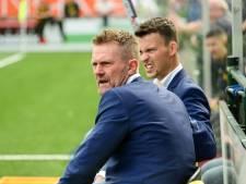 Pijnlijke nederlaag voor DVS'33-trainer Peter Wesselink tegen oude ploeg